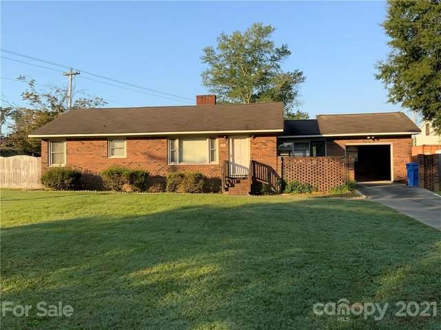 206 Burleson Street, Albemarle, NC 28001 (#3785121) :: Keller Williams South Park