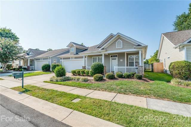 419 Ridgely Green Drive, Pineville, NC 28134 (#3785184) :: Briggs American Homes