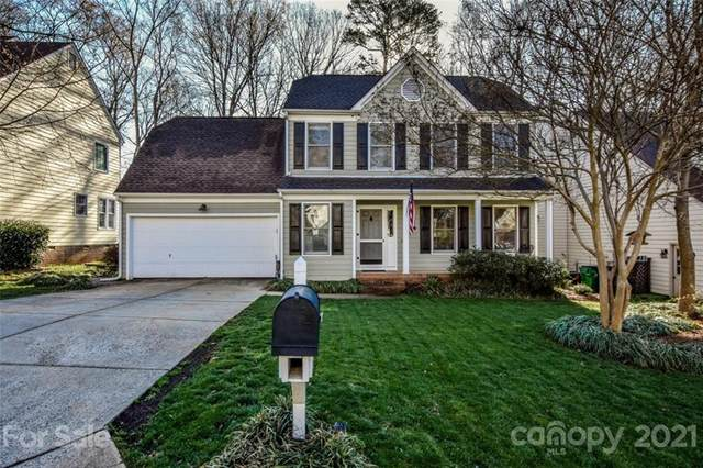 9745 Whitewood Trail, Charlotte, NC 28269 (#3785198) :: Besecker Homes Team