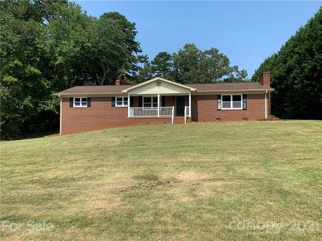 4210 Marvin Street, Claremont, NC 28610 (#3785234) :: High Performance Real Estate Advisors