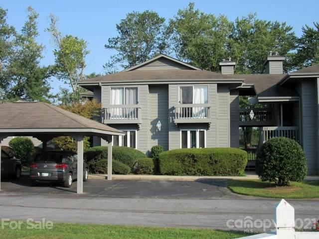 33 Southern Fairway Court Apt. B1, Etowah, NC 28729 (#3785255) :: LePage Johnson Realty Group, LLC