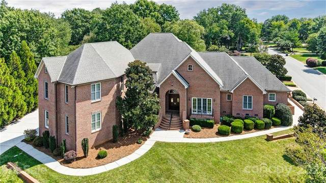 8710 Calumet Farms Drive, Waxhaw, NC 28173 (#3785272) :: Odell Realty