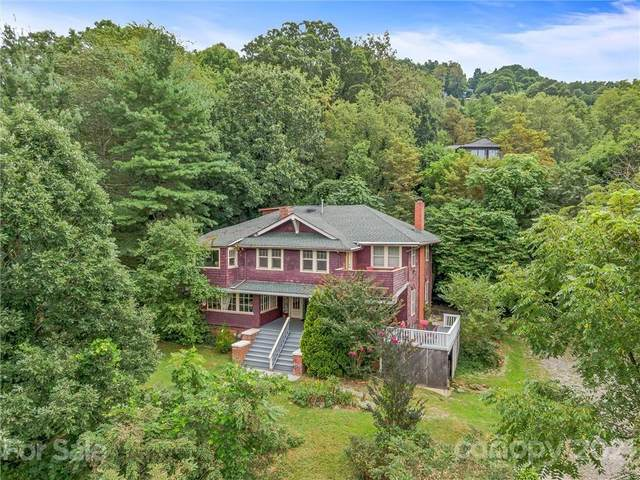 41 Oak Park Road, Asheville, NC 28801 (#3785303) :: Carlyle Properties