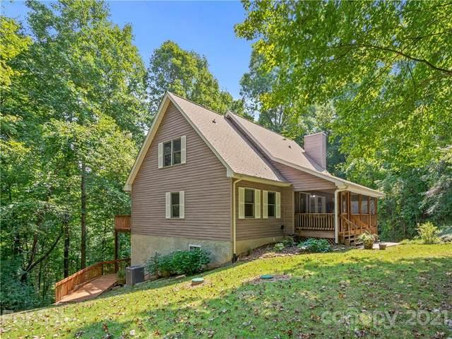 114 Courtney Lane, Candler, NC 28715 (#3785373) :: Briggs American Homes