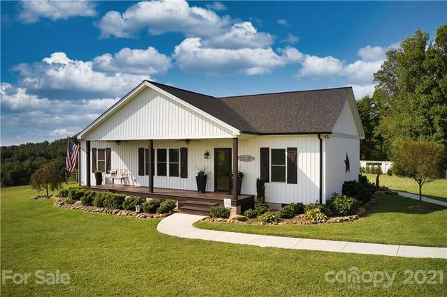 1782 Rocky Face Church Road, Taylorsville, NC 28681 (#3785410) :: Premier Realty NC