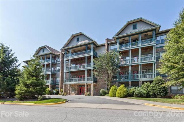 9 Kenilworth Knoll #125, Asheville, NC 28805 (#3785426) :: Lake Wylie Realty