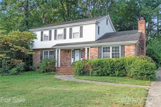 6032 Springhouse Lane, Charlotte, NC 28211 (#3785453) :: Keller Williams South Park