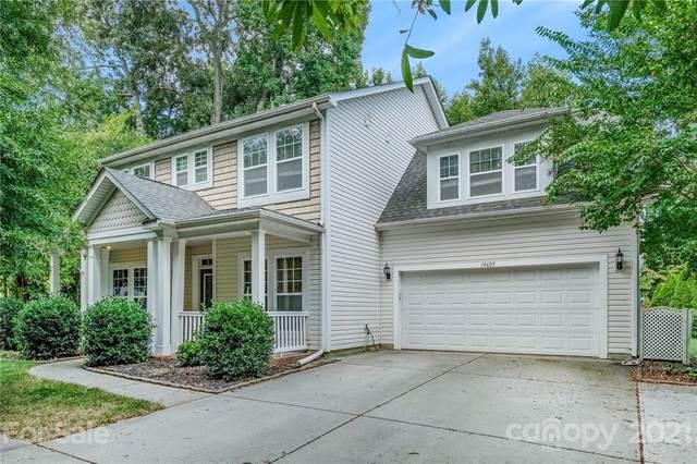 14605 Colonial Park Drive, Huntersville, NC 28078 (#3785458) :: Cloninger Properties