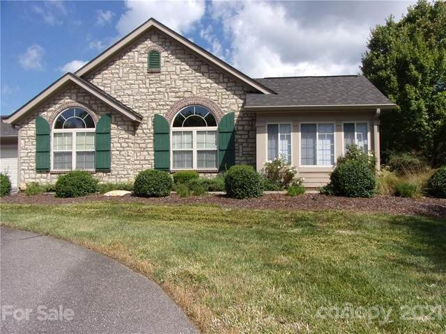 96 Mountain Meadow Circle, Weaverville, NC 28787 (#3785468) :: Besecker Homes Team