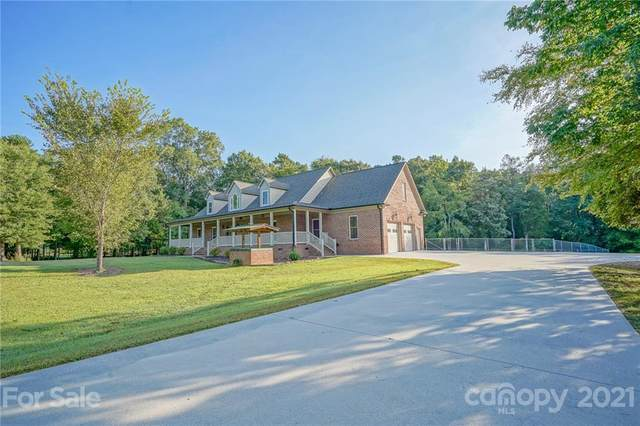 2070 Bostian Road, China Grove, NC 28023 (#3785474) :: Odell Realty