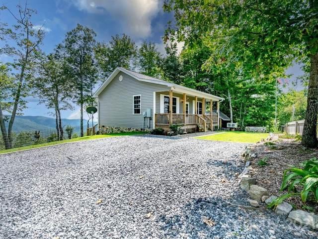 1211 Nancy Mountain Road, Rosman, NC 28772 (#3785491) :: High Performance Real Estate Advisors