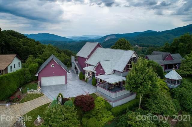 408 Echo Ridge Road, Whittier, NC 28789 (#3785529) :: Mossy Oak Properties Land and Luxury