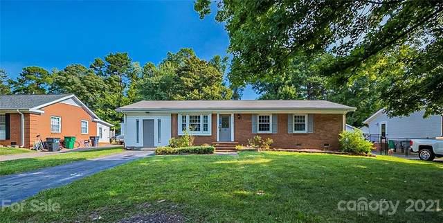 7112 David Avenue, Charlotte, NC 28214 (#3785536) :: Carver Pressley, REALTORS®
