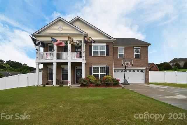 803 Oak Embers Drive, Concord, NC 28025 (#3785600) :: Keller Williams Realty Lake Norman Cornelius