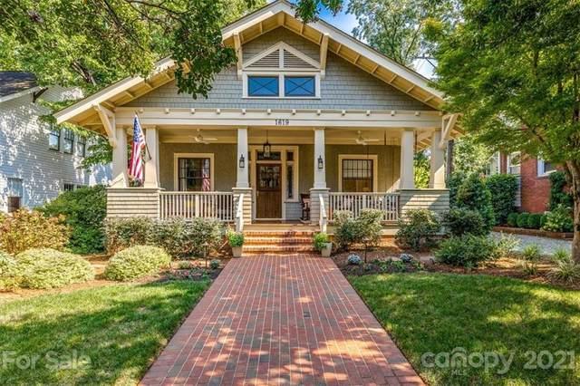 1619 Lyndhurst Avenue, Charlotte, NC 28203 (#3785627) :: Robert Greene Real Estate, Inc.