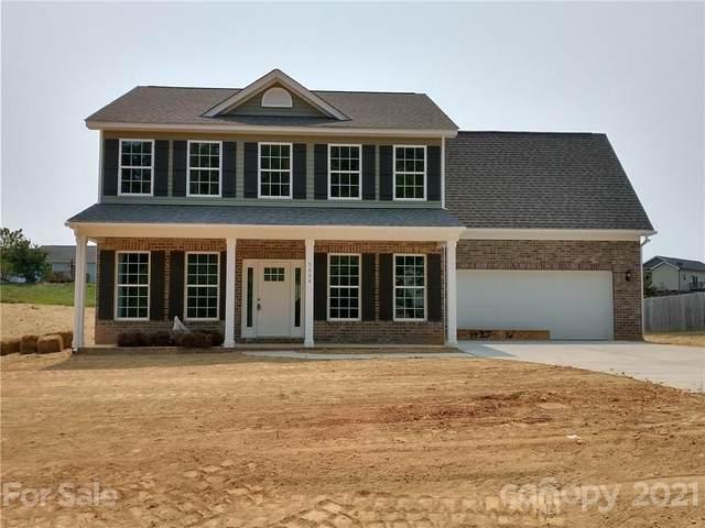 5668 Stanfield Ridge Drive, Stanfield, NC 28163 (#3785639) :: Homes Charlotte