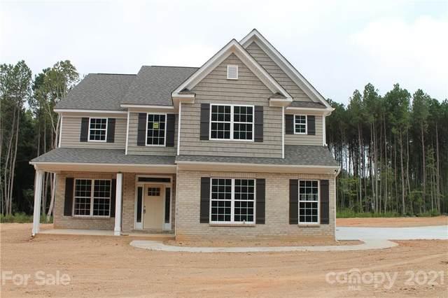 613 E Cj Thomas Road, Monroe, NC 28110 (#3785647) :: LKN Elite Realty Group | eXp Realty