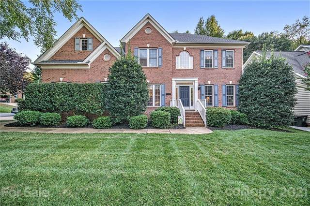 17005 Hampton Trace Road, Huntersville, NC 28078 (#3785701) :: Home and Key Realty