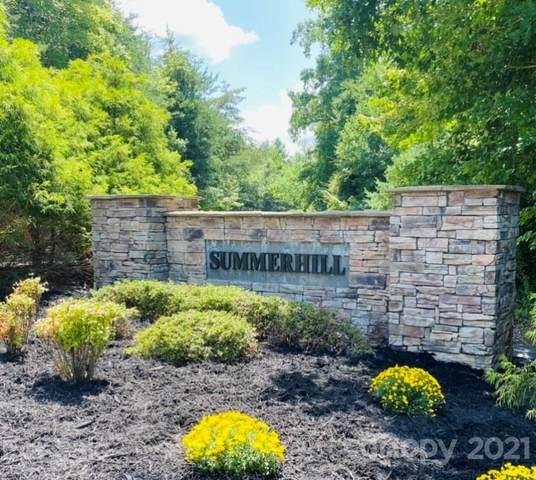 0000 Summerhill Street 9.1 Acres, Lenoir, NC 28645 (#3785703) :: Lake Wylie Realty
