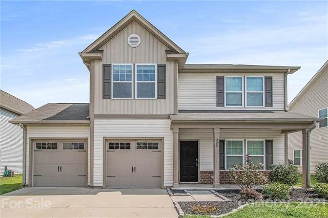 228 Whispering Hills Drive, Locust, NC 28097 (#3785728) :: Caulder Realty and Land Co.
