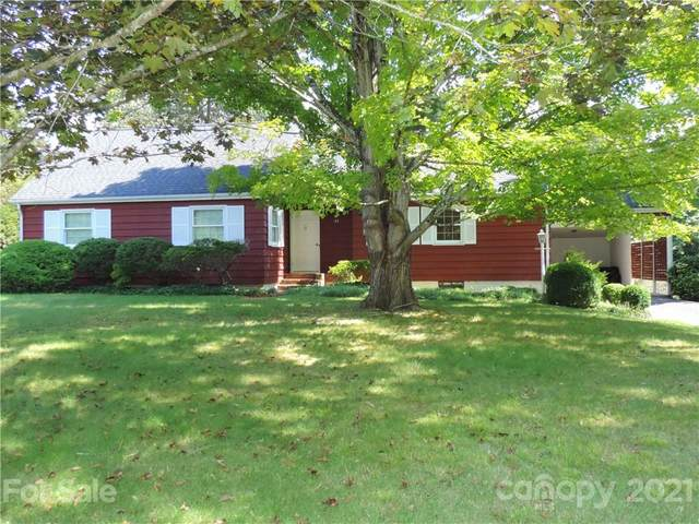 25 N College Street, Weaverville, NC 28787 (#3785729) :: Besecker Homes Team