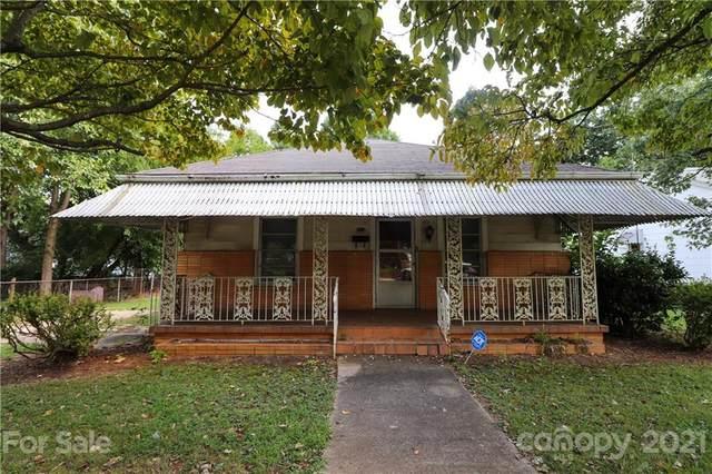 313 Green Street, Salisbury, NC 28144 (#3785740) :: Besecker Homes Team