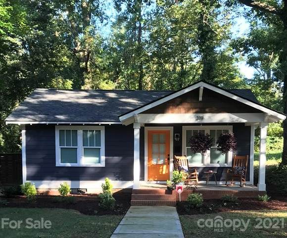319 Bacon Avenue, Charlotte, NC 28208 (#3785761) :: Exit Realty Elite Properties