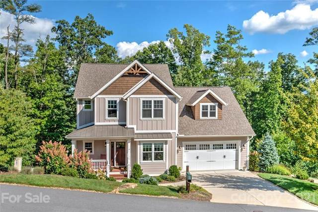 6 Sugarland Ridge Trail, Fairview, NC 28730 (#3785763) :: Lake Wylie Realty
