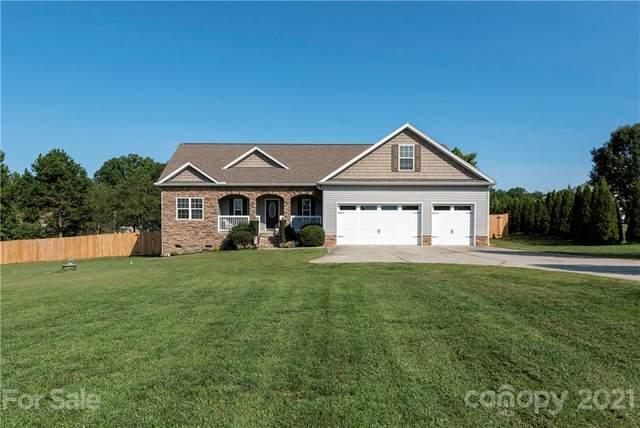128 Logan Ridge Drive, Statesville, NC 28677 (#3785767) :: High Vistas Realty