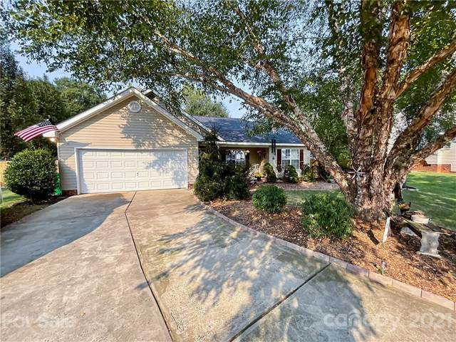 1254 Glory Court, Oakboro, NC 28129 (#3785884) :: Caulder Realty and Land Co.