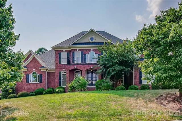 10012 Coley Drive, Huntersville, NC 28078 (#3785910) :: Caulder Realty and Land Co.