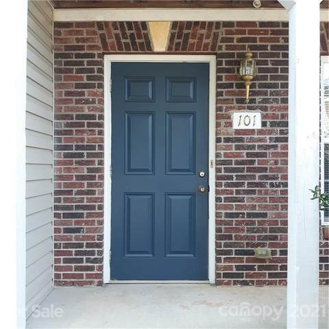 110 Steam Engine Drive #101, Mooresville, NC 28115 (#3785918) :: Lake Wylie Realty