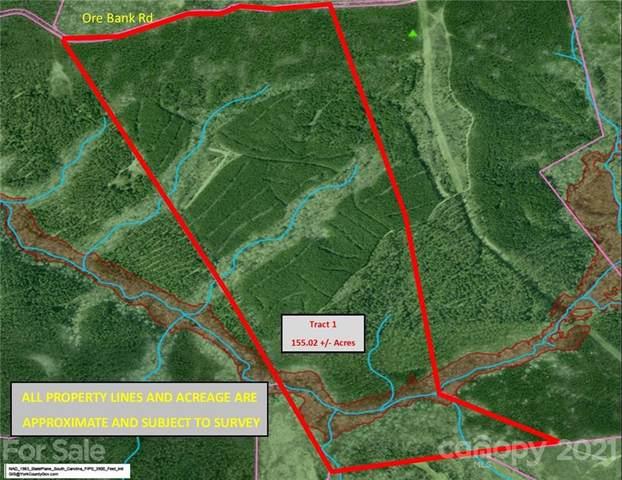 Tr 1- 155.0 Acre Ore Bank Road #1, Smyrna, SC 29743 (MLS #3785933) :: RE/MAX Impact Realty
