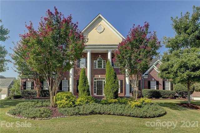 13913 Rocky Gap Lane, Charlotte, NC 28278 (#3785943) :: Johnson Property Group - Keller Williams