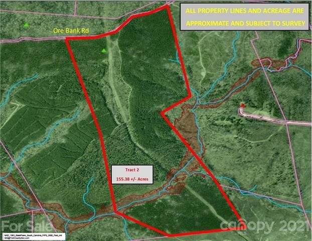 Tr 2- 155.4 Acre Ore Bank Road #2, Smyrna, SC 29743 (#3785948) :: Rhonda Wood Realty Group