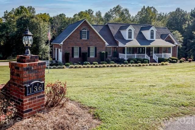 136 Sweetwater Lane, Mooresboro, NC 28114 (MLS #3785953) :: RE/MAX Journey