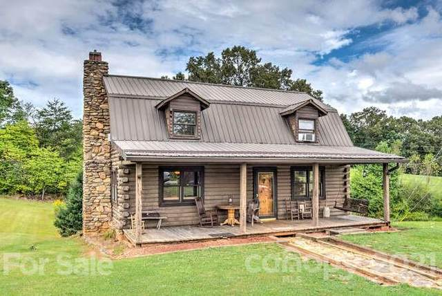 2 Sprouse Town Road, Weaverville, NC 28787 (#3785974) :: The Premier Team at RE/MAX Executive Realty