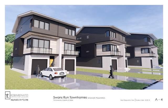 7310 Swans Run Road #2, Charlotte, NC 28226 (#3786028) :: LePage Johnson Realty Group, LLC