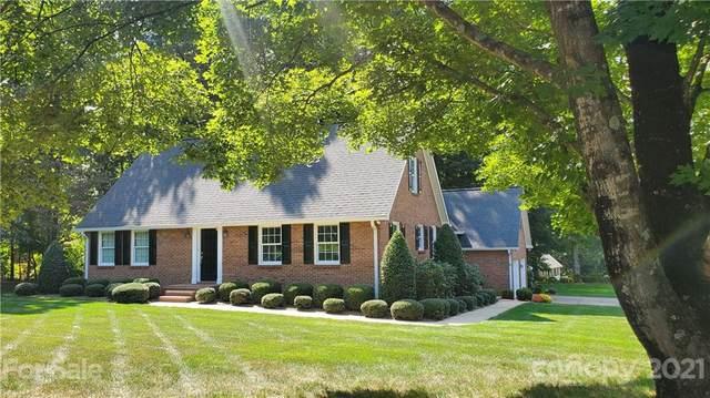1898 Fairway Drive, Newton, NC 28658 (#3786043) :: Besecker Homes Team