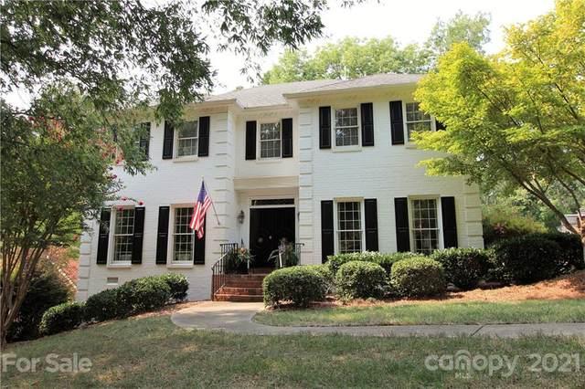 800 Stanhope Lane, Matthews, NC 28105 (#3786048) :: Briggs American Homes