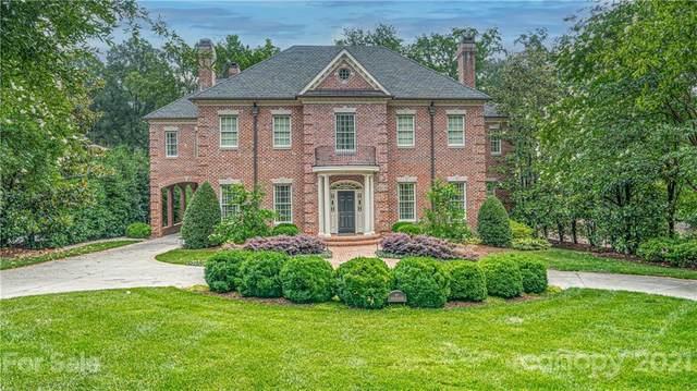 3725 Arborway Road, Charlotte, NC 28211 (#3786129) :: Carlyle Properties