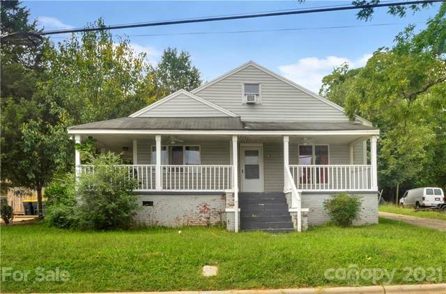 4413 Wildwood Avenue #1, Charlotte, NC 28208 (#3786137) :: Homes Charlotte