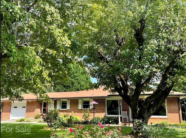 700 Loop Road, Hendersonville, NC 28792 (#3786147) :: Caulder Realty and Land Co.