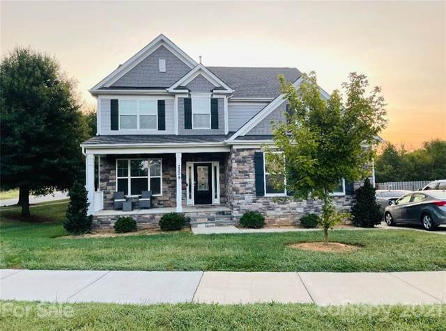 2009 Balting Glass Drive, Indian Trail, NC 28079 (#3786156) :: Odell Realty