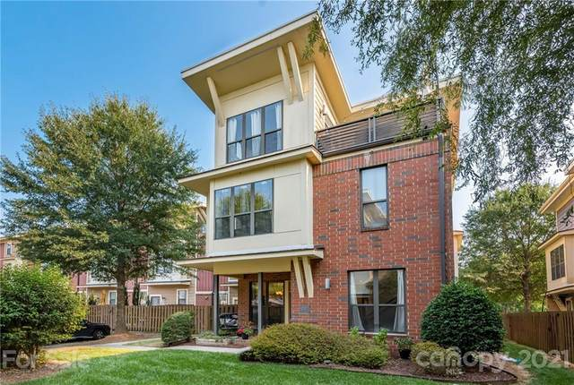 956 Warren Burgess Lane #61, Charlotte, NC 28205 (#3786195) :: Carver Pressley, REALTORS®