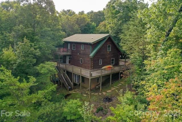 156 Wildcat Circle, Lake Lure, NC 28746 (#3786253) :: Homes Charlotte