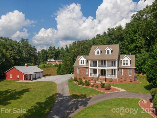 432 Brush Creek Road, Fairview, NC 28730 (#3786254) :: Home Finder Asheville
