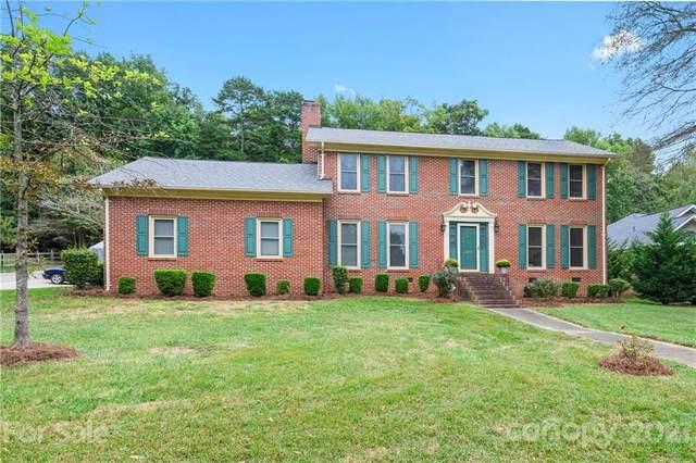 824 Balsam Terrace, Charlotte, NC 28214 (#3786255) :: Carlyle Properties
