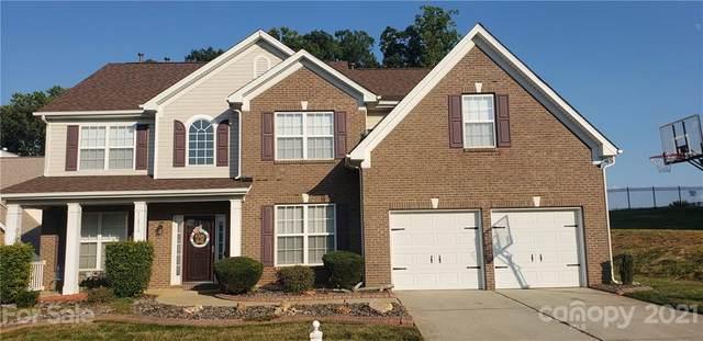11810 Sidney Crest Avenue, Charlotte, NC 28213 (#3786262) :: Carver Pressley, REALTORS®