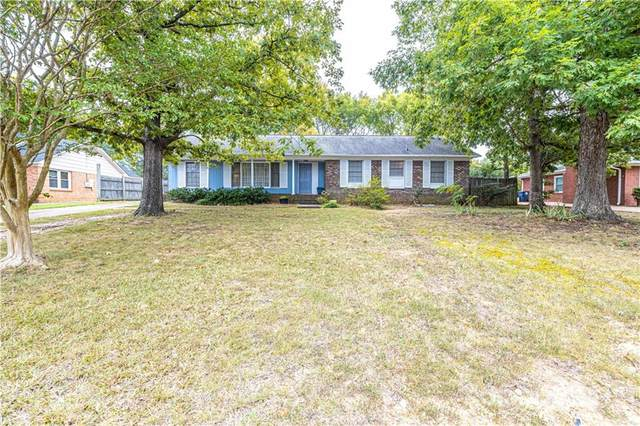 6306 Clearwater Drive, Indian Trail, NC 28079 (#3786271) :: Odell Realty